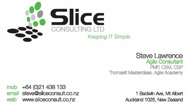 Slice Consulting